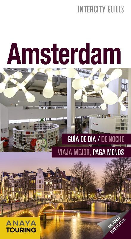 guías de ciudades Trotamundos Anaya Touring Amsterdam