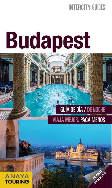 guías de ciudades Anaya Budapest