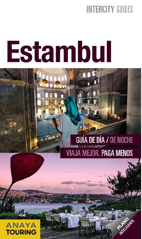 guías de ciudades Anaya Estambul