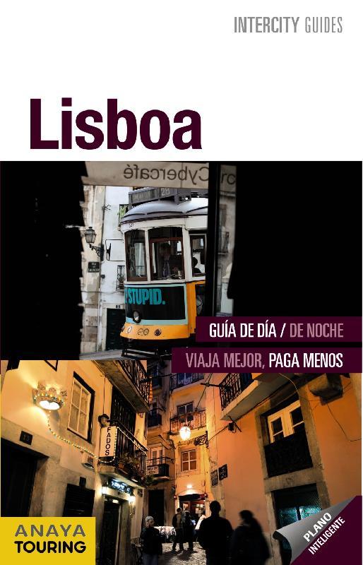 guias de viaje trotamundos anaya touring Lisboa