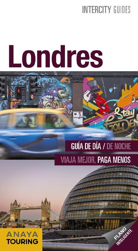 guías de ciudades Anaya Londres