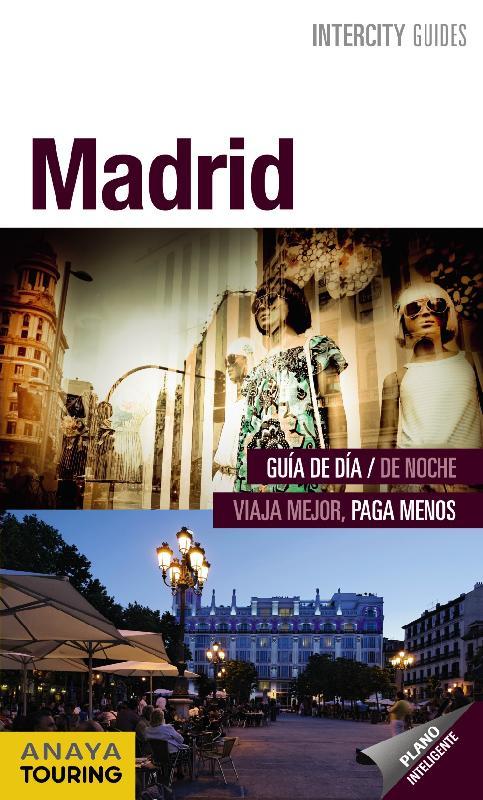 guías de ciudades Anaya Madrid