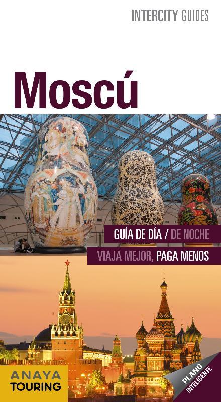 guías de ciudades Anaya Moscu