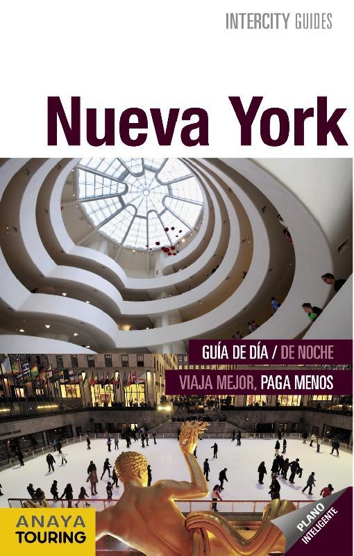guías de ciudades Anaya Nueva York