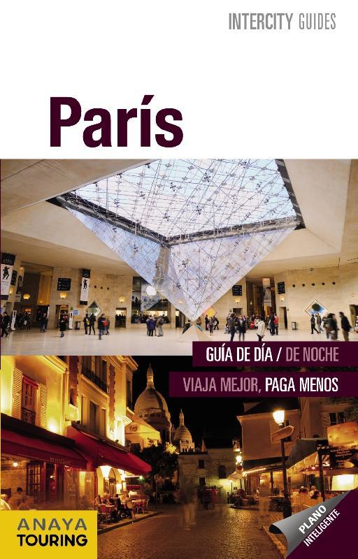 guías de ciudades Anaya Paris
