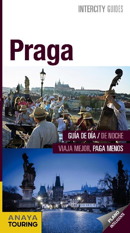 guías de ciudades Anaya Praga