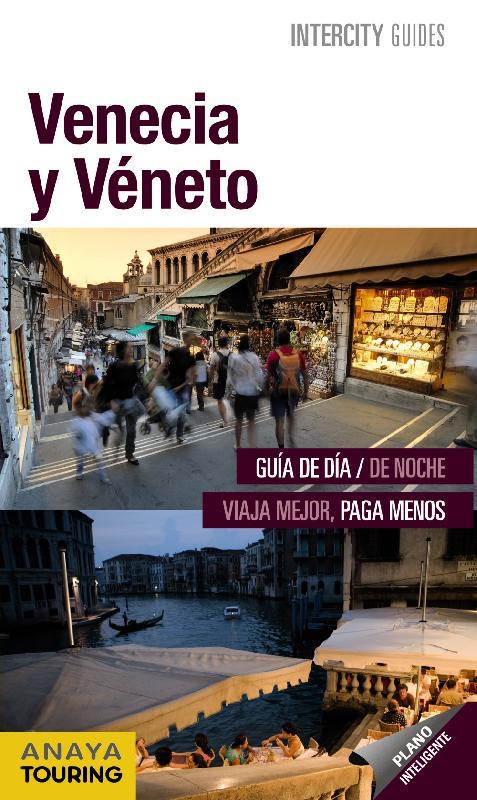 guías de ciudades Anaya Venecia y Véneto