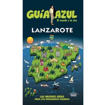 guías de ciudades Guía Azul Lanzarote