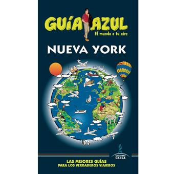 guias de viaje guia azul Nueva York