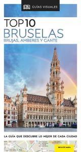 guías de ciudades Guías Visuales Bruselas, Brujas, Amberes y Gante