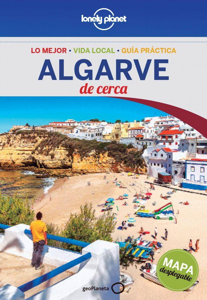 guías de ciudades Lonely Planet Algarve