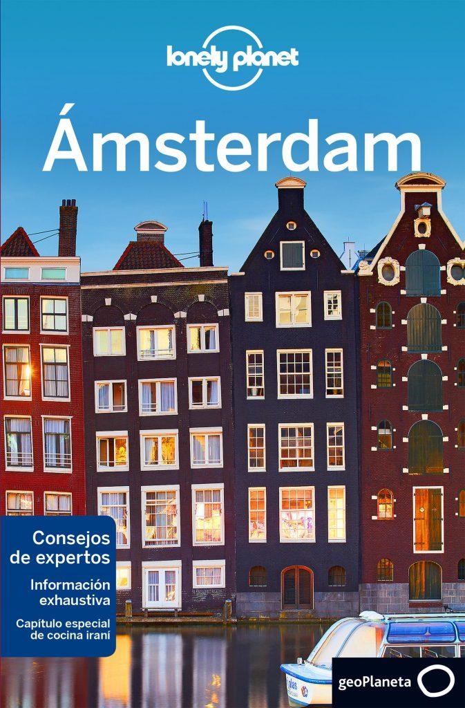 guías de ciudades Lonely Planet Amsterdam
