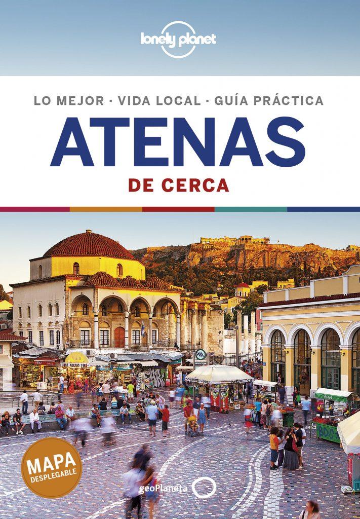 guías de ciudades Lonely Planet Atenas