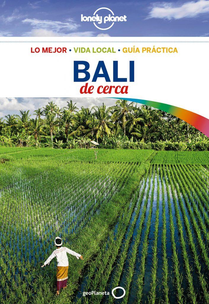 guías de ciudades Lonely Planet Bali