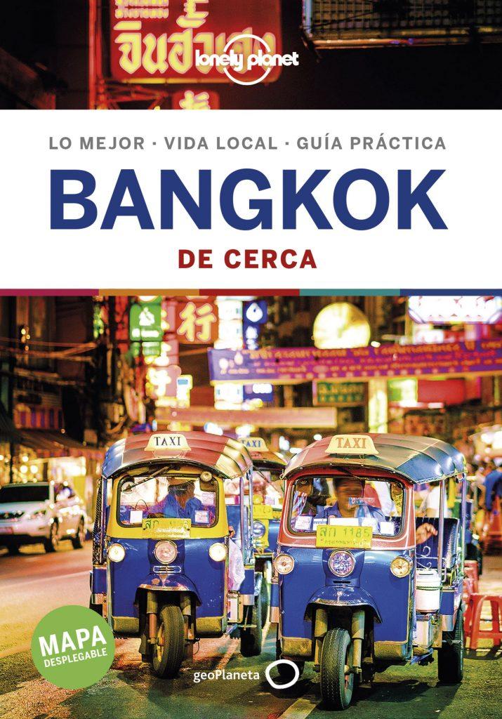 guías de ciudades Lonely Planet Bangkok