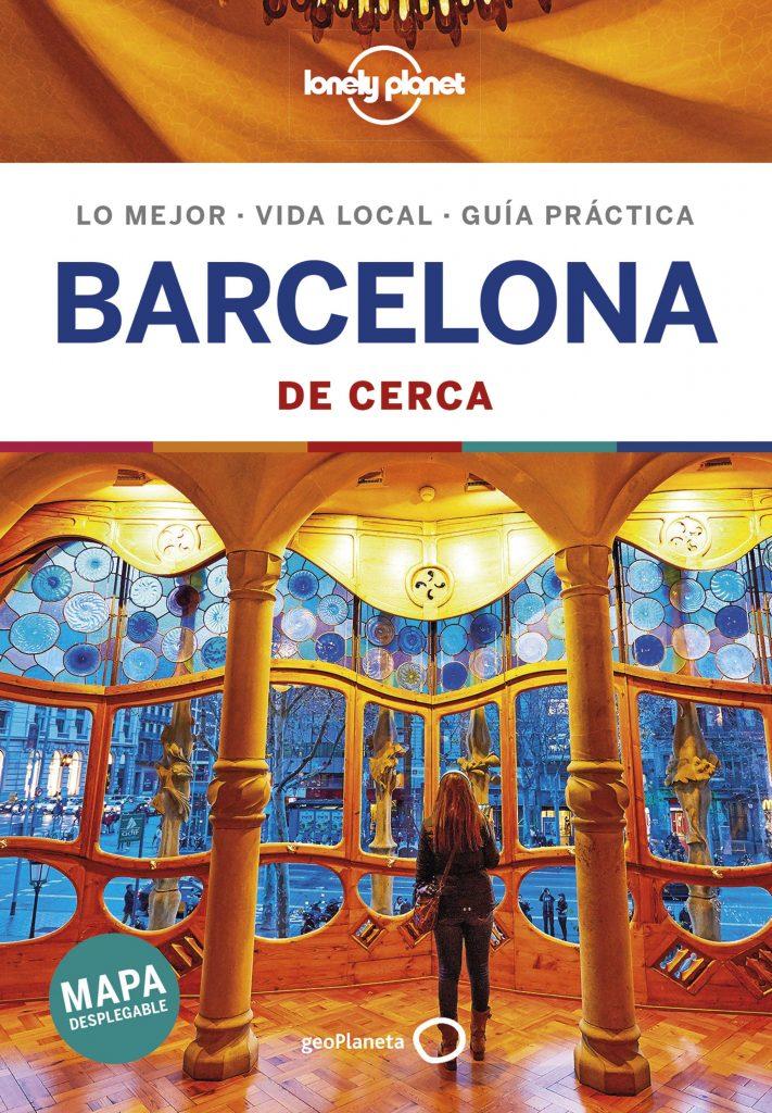 guías de ciudades Lonely Planet Barcelona