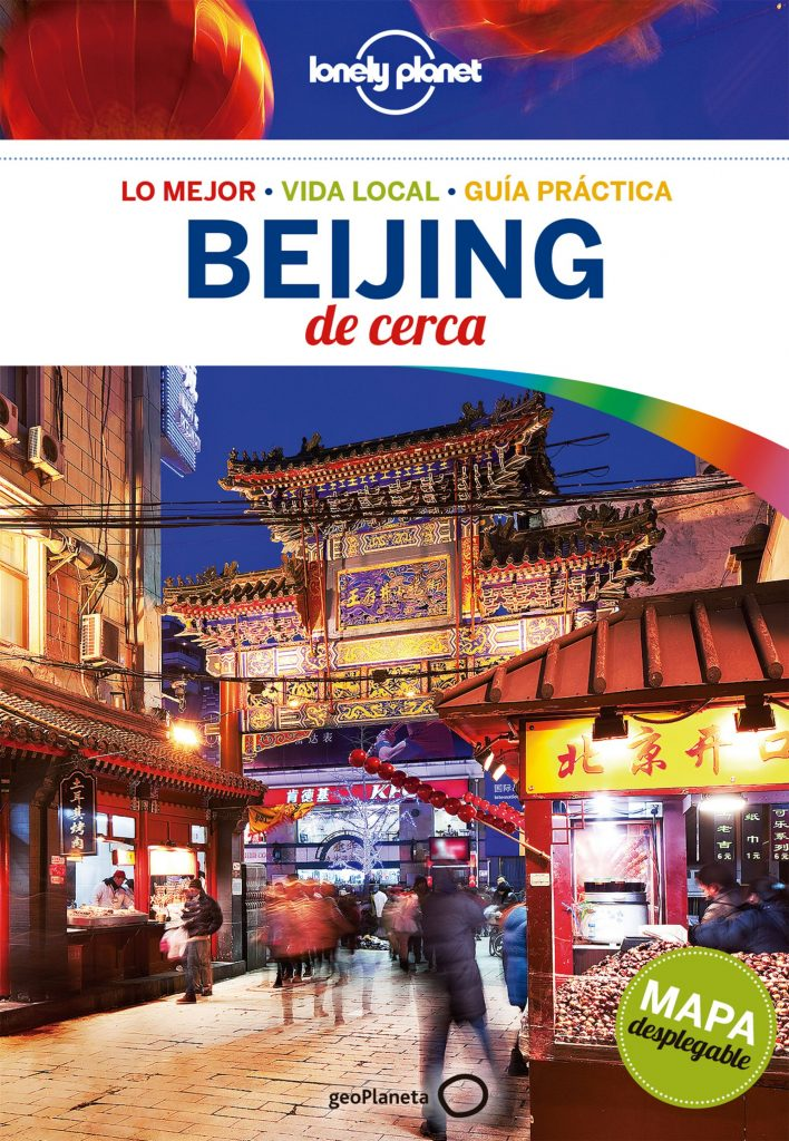 guías de ciudades Lonely Planet Beijing