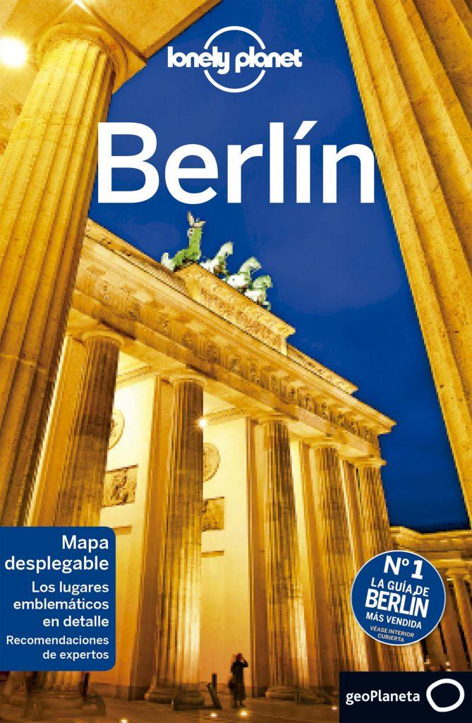 guías de ciudades Lonely Planet Berlin