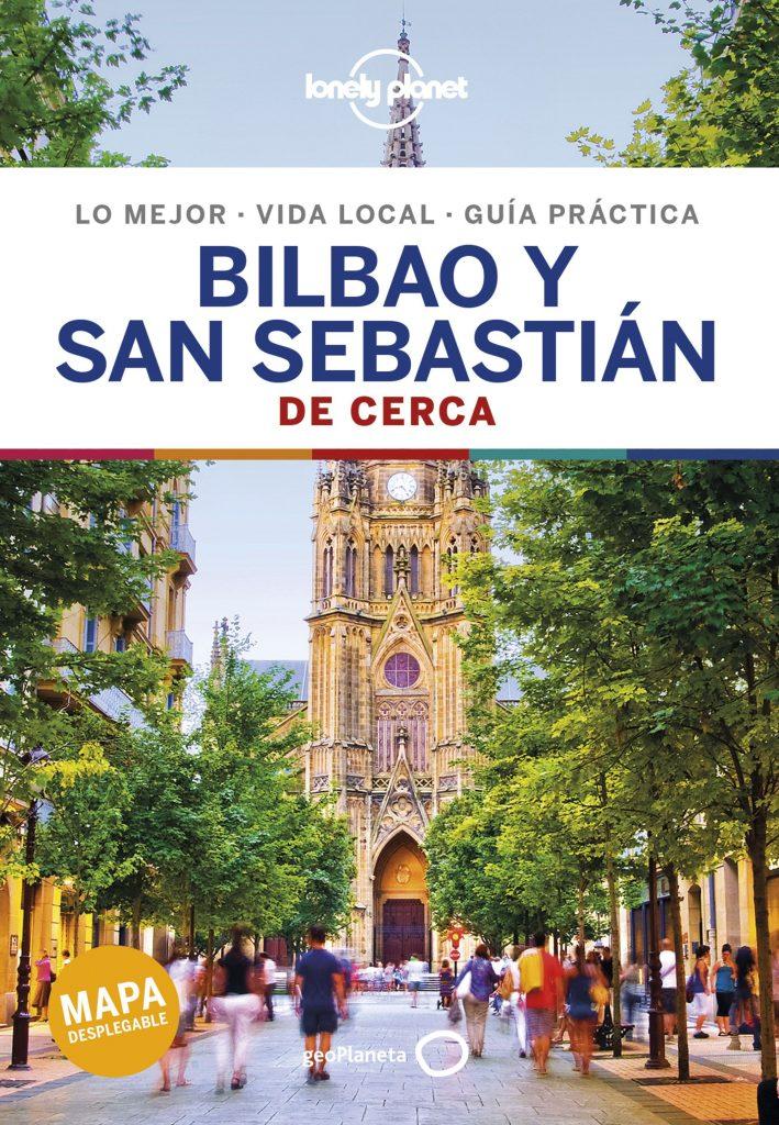 guías de ciudades Lonely Planet Bilbao y San Sebastián