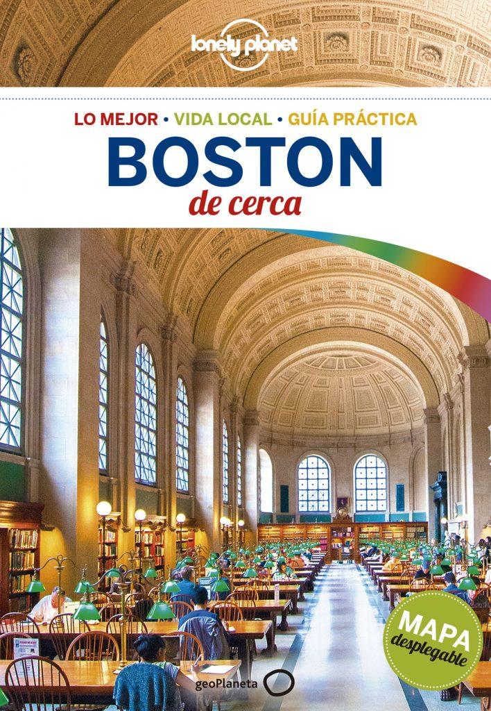 guías de ciudades Lonely Planet Boston