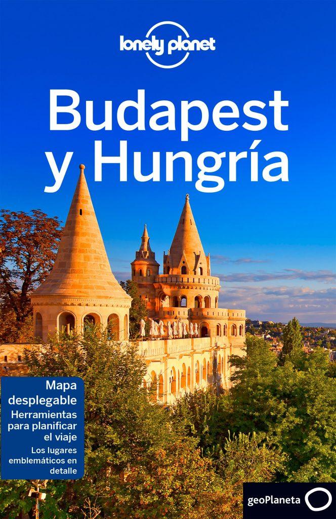 guías de ciudades Lonely Planet Budapest