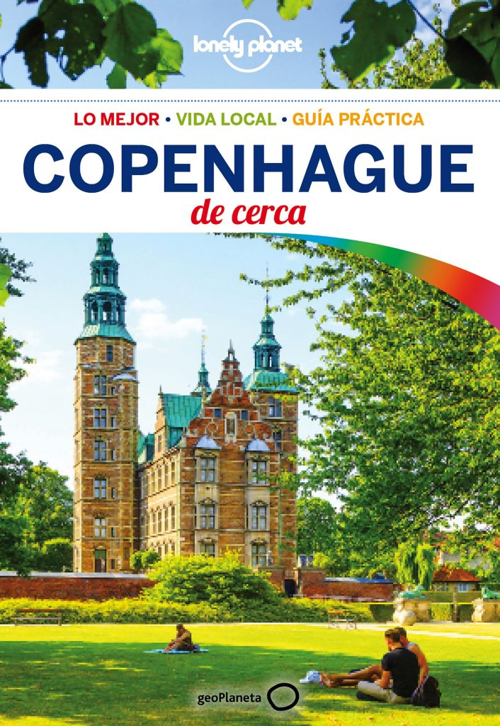 guías de ciudades Lonely Planet Copenhague