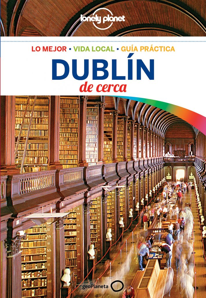 guías de ciudades Lonely Planet Dublín