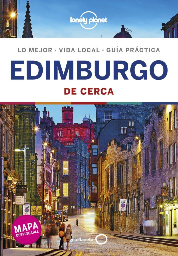 guías de ciudades Lonely Planet Edimburgo