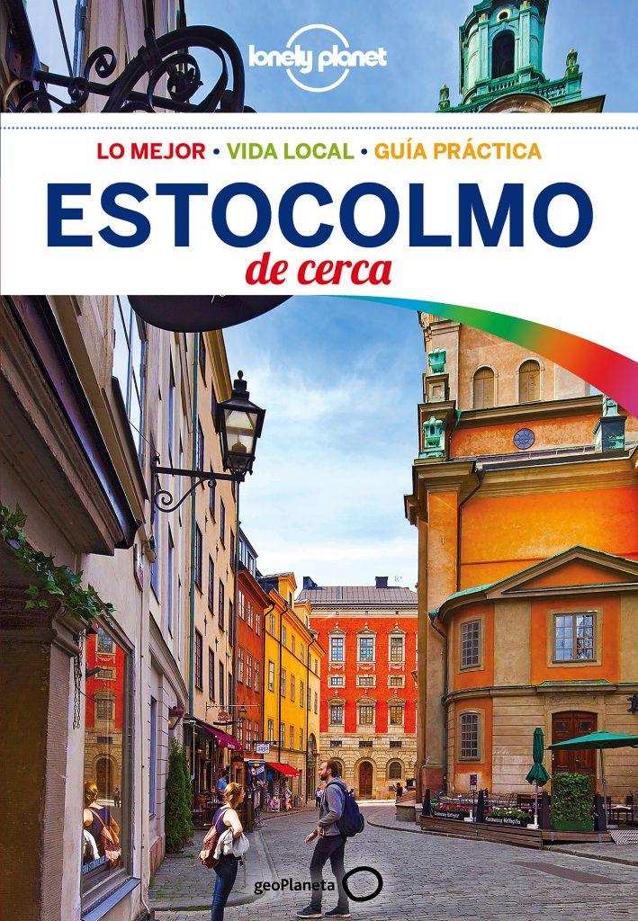 guías de ciudades Lonely Planet Estocolmo