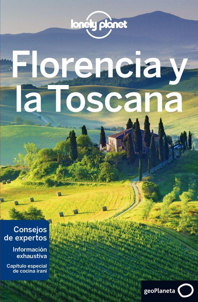 guías de ciudades Lonely Planet Florencia y Toscana