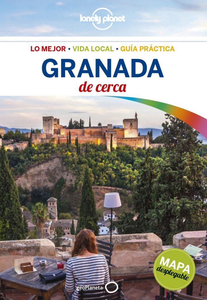 guías de ciudades Lonely Planet Granada