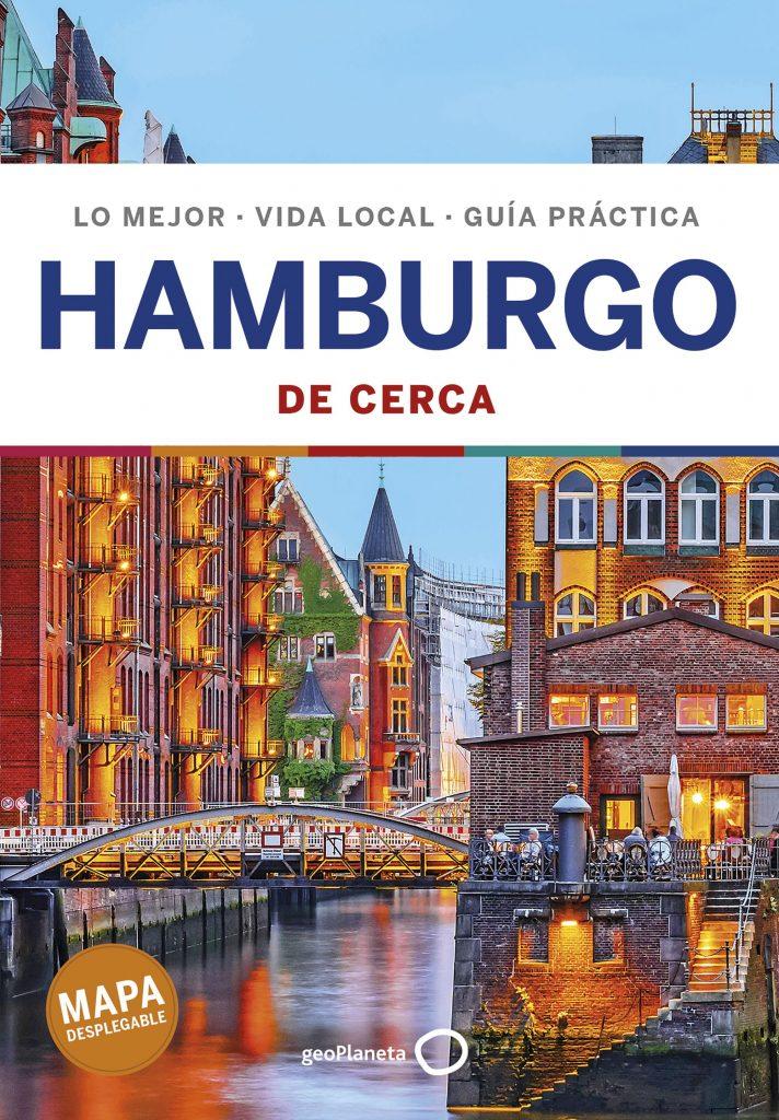 guías de ciudades Lonely Planet Hamburgo