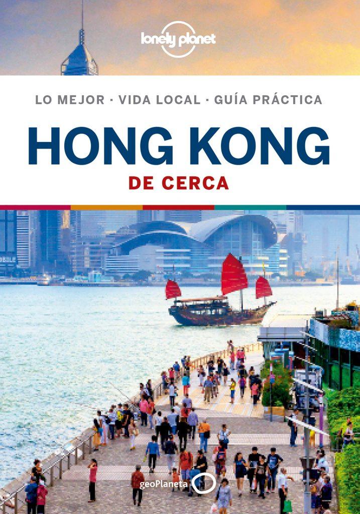 guías de ciudades Lonely Planet Hong Kong