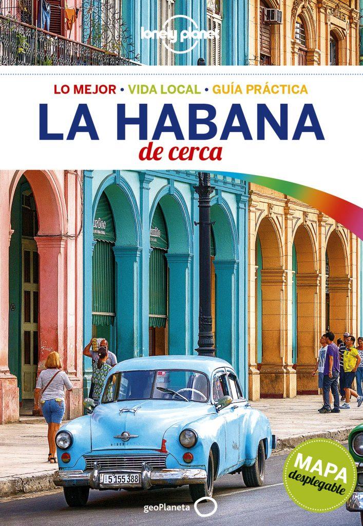 guías de ciudades Lonely Planet La Habana