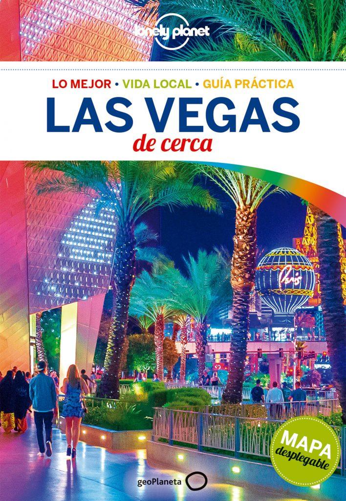 guías de ciudades Lonely Planet Las Vegas
