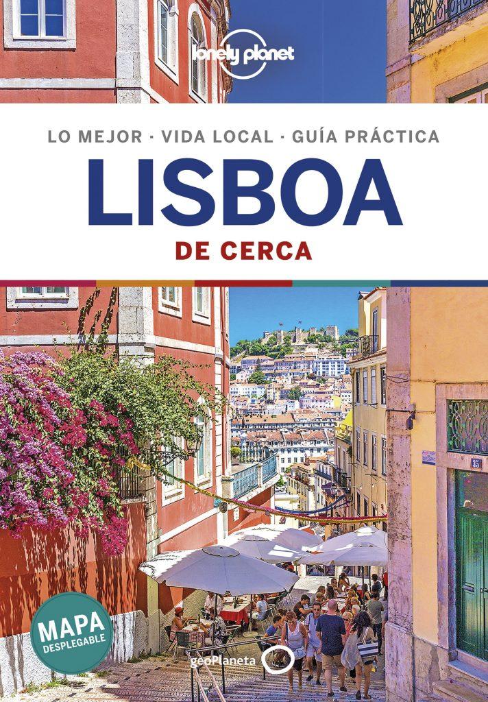 guías de ciudades Lonely Planet Lisboa