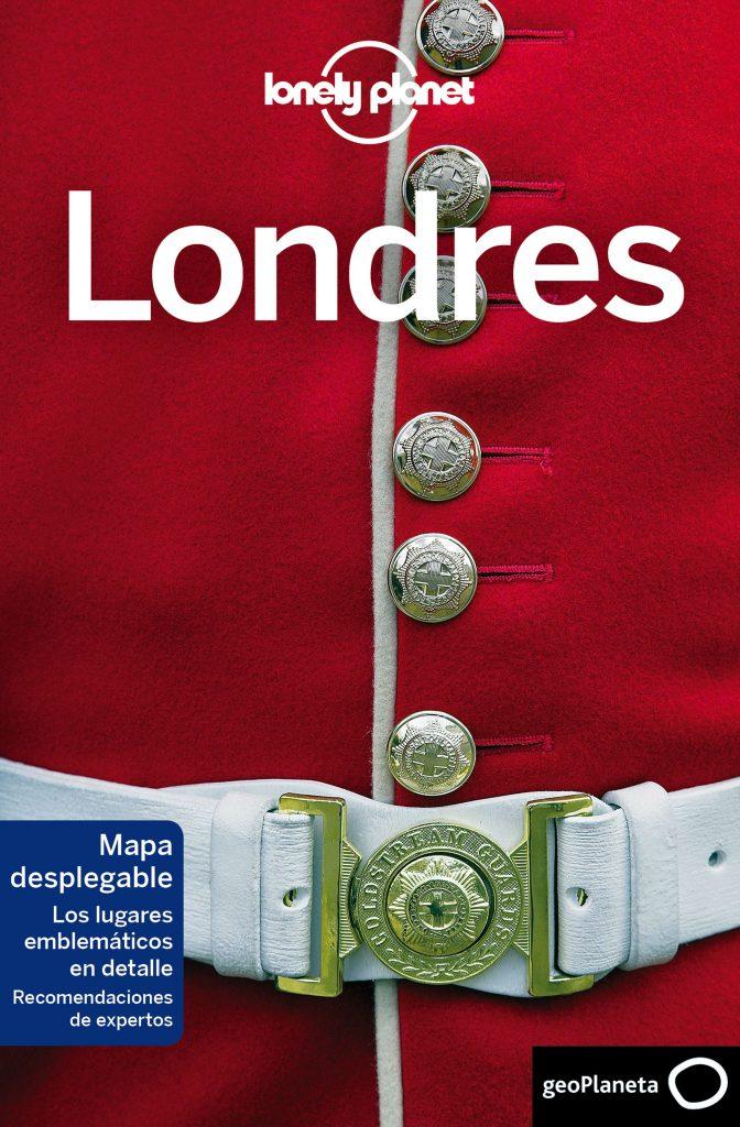 guías de ciudades Lonely Planet Londres