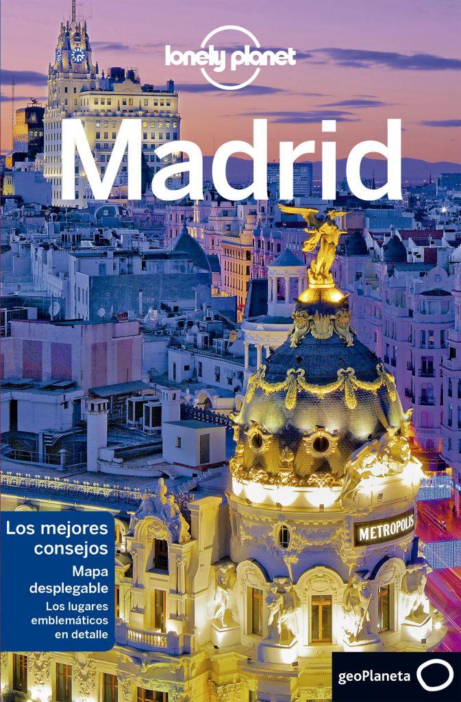 guías de ciudades Lonely Planet Madrid