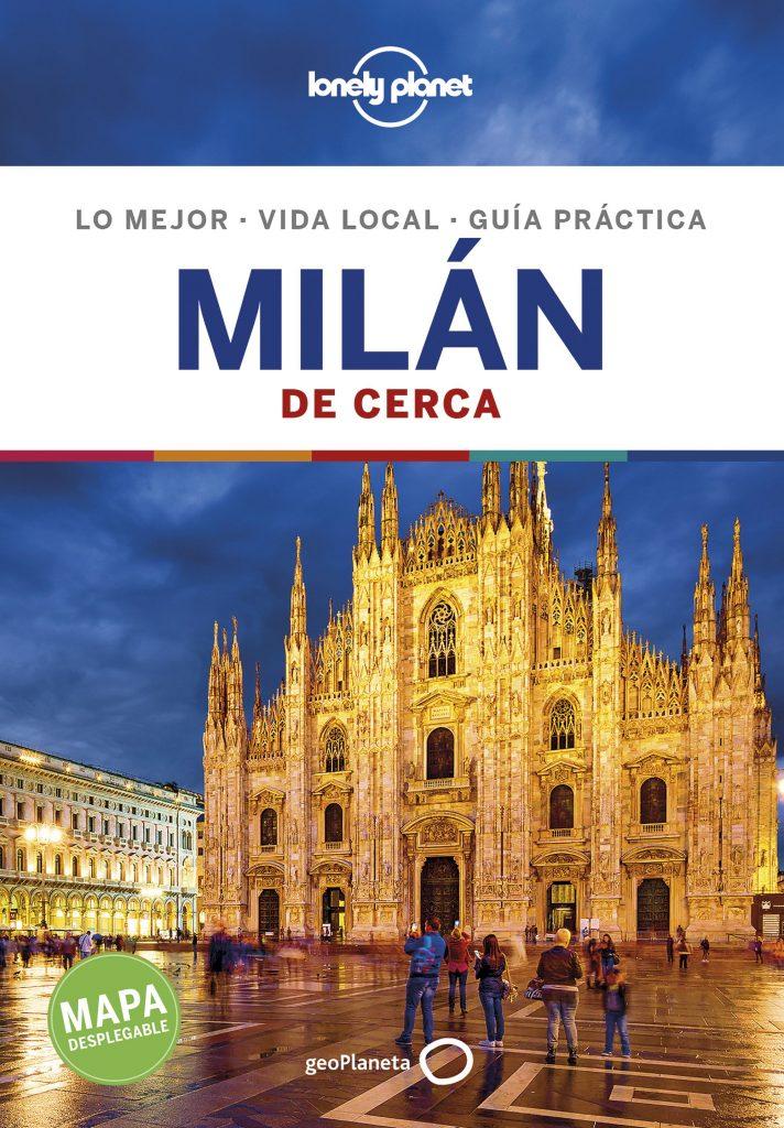 guías de ciudades Lonely Planet Milán