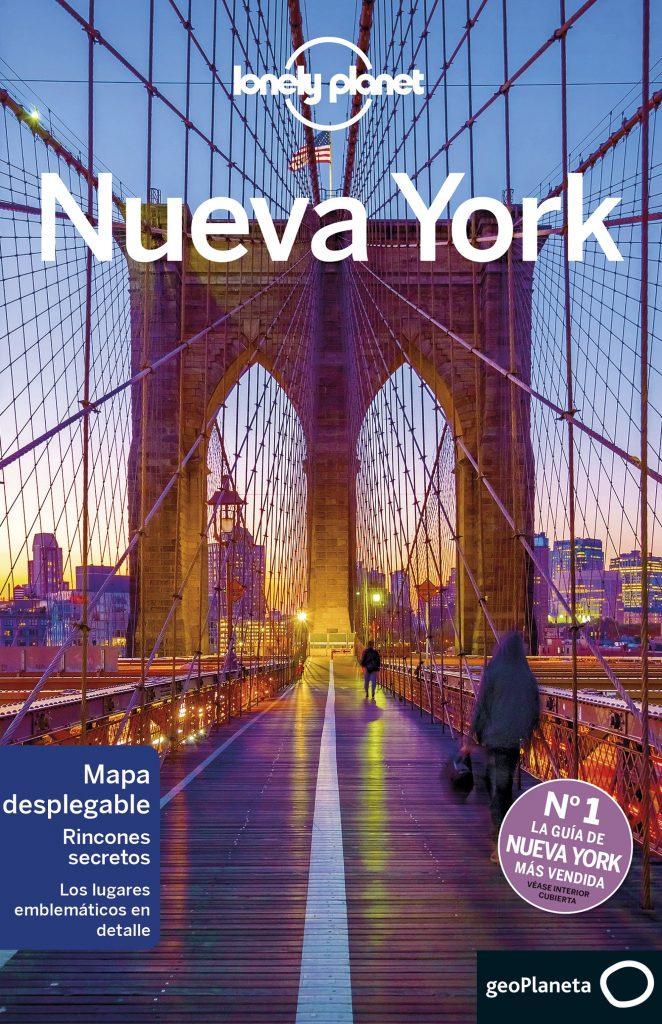 guías de ciudades Lonely Planet Nueva York