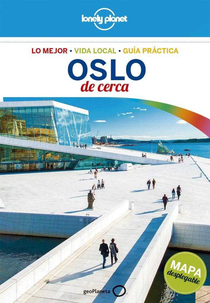guías de ciudades Lonely Planet Oslo