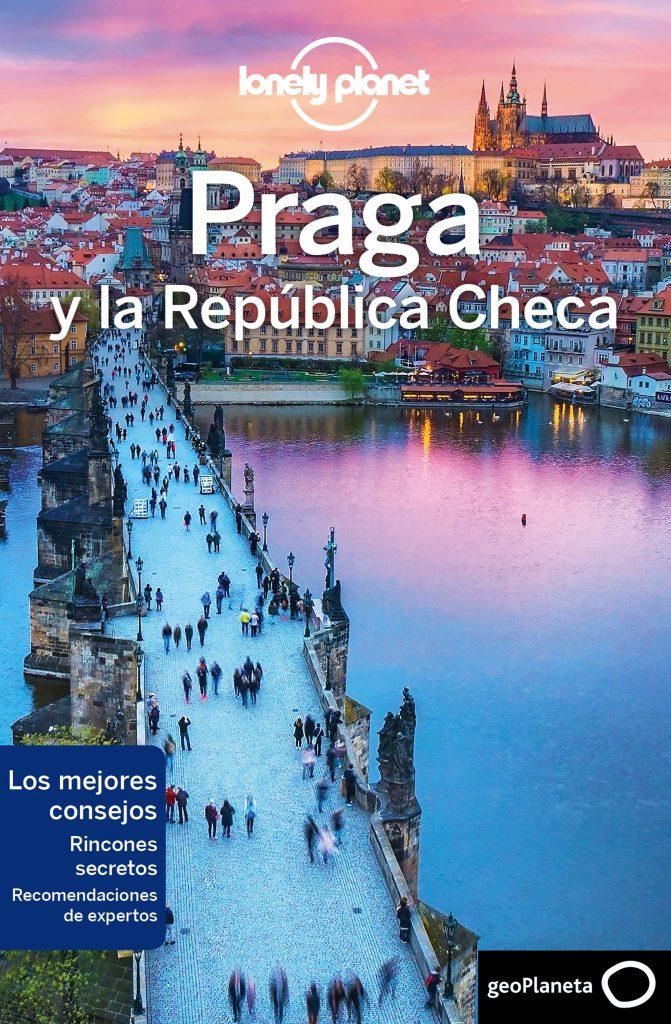 guías de ciudades Lonely Planet Praga