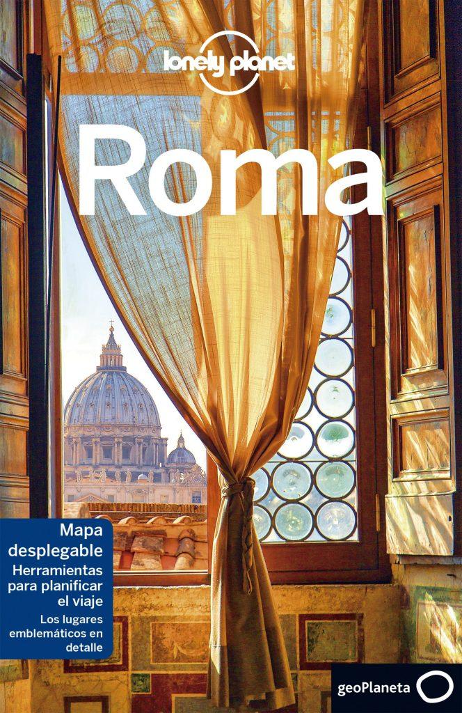 guías de ciudades Lonely Planet Roma