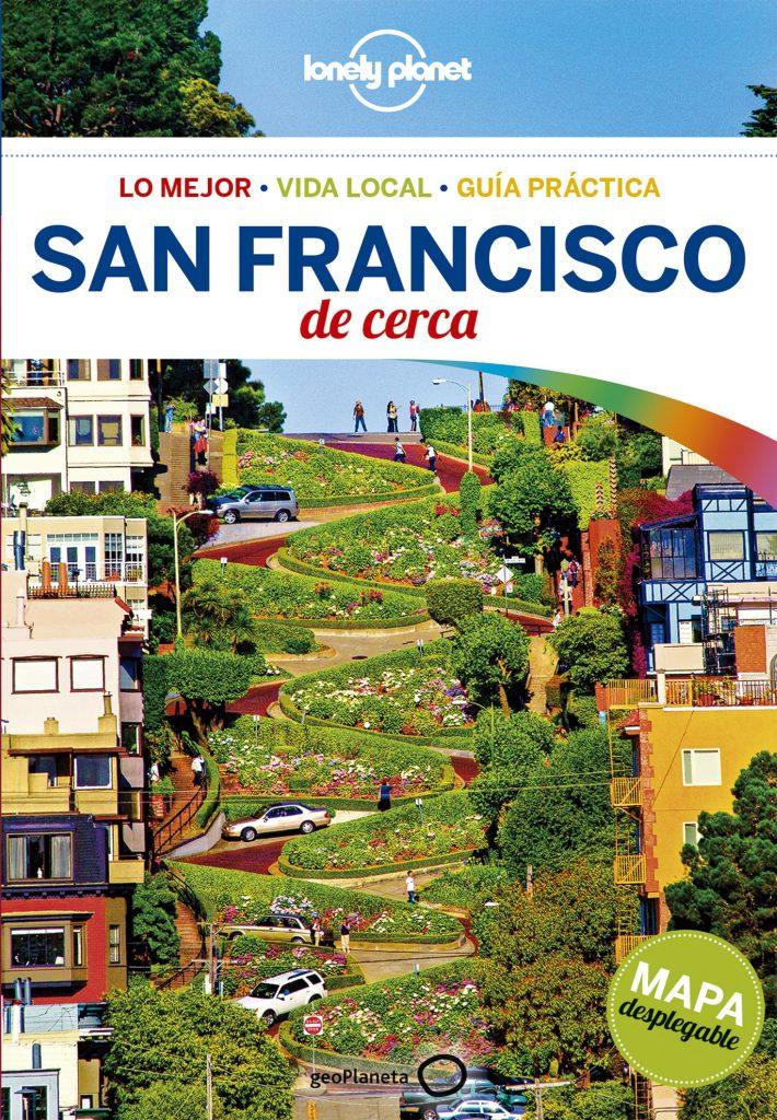 guías de ciudades Lonely Planet San Francisco