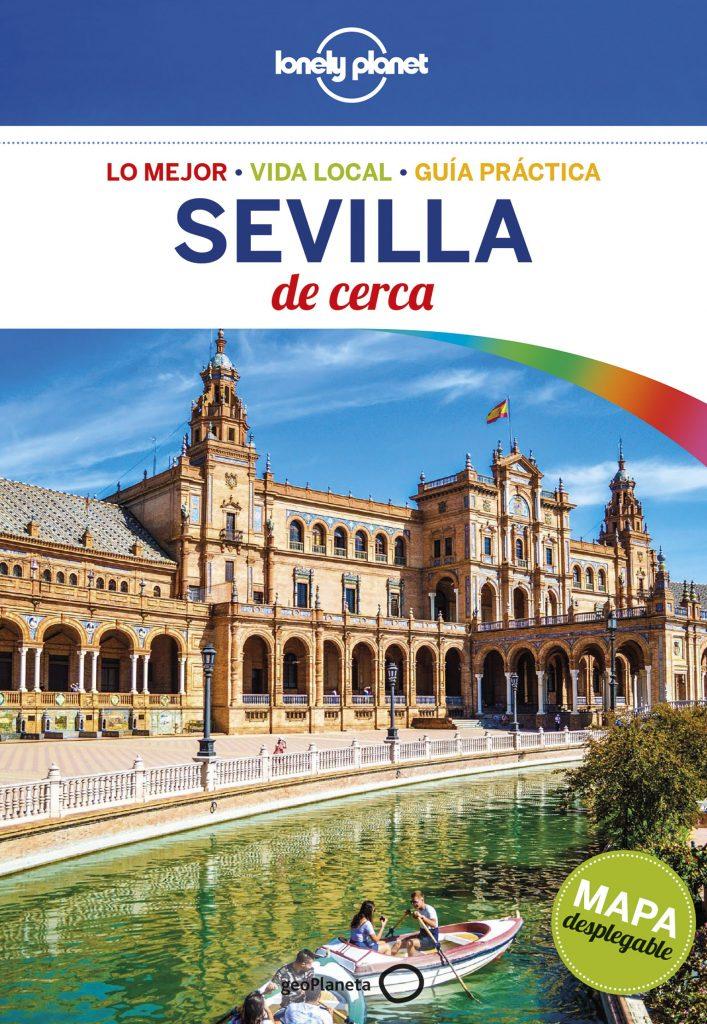 guías de ciudades Lonely Planet Sevilla
