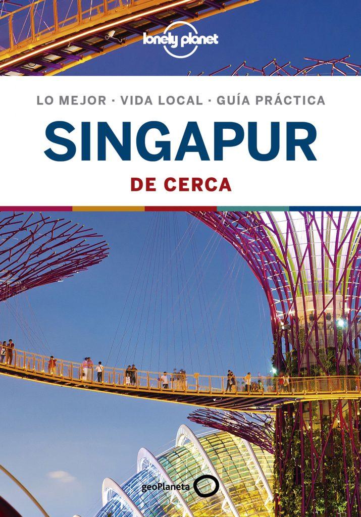 guías de ciudades Lonely Planet Singapur