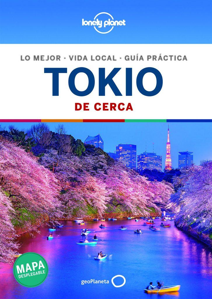 guías de ciudades Lonely Planet Tokio