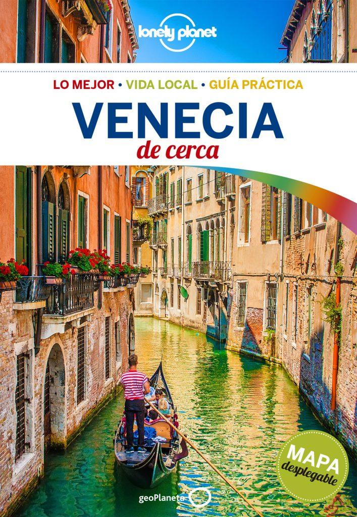 guías de ciudades Lonely Planet Venecia