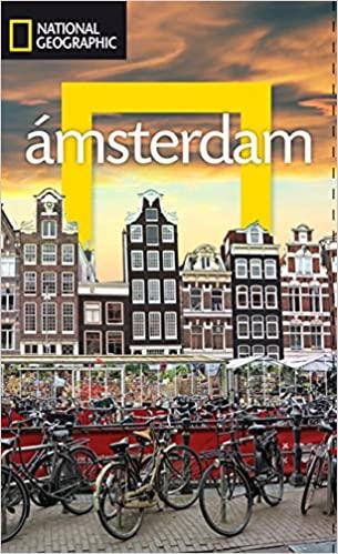 guías de ciudades National Geographic Amsterdam