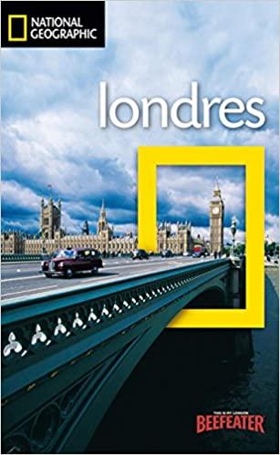 guías de ciudades National Geographic Londres